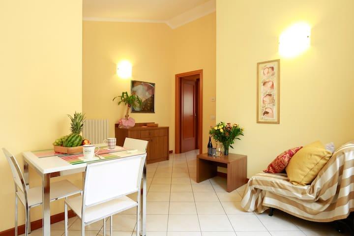 Luccastudiosapartments - San Frediano - Lucca - Departamento