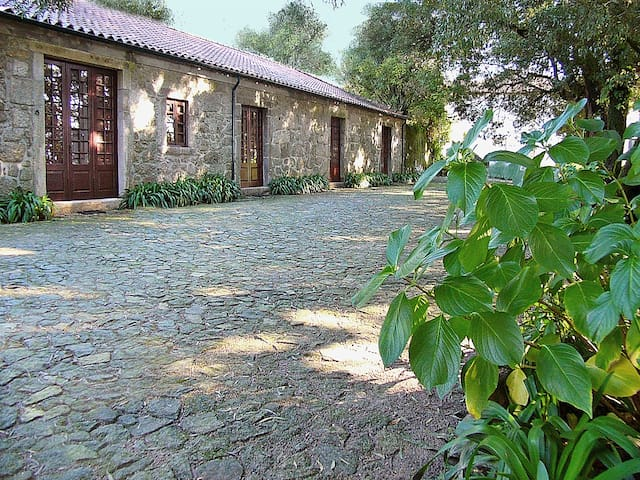 Studio for 2 persons in Calheiros - Ponte de Lima - Bed & Breakfast