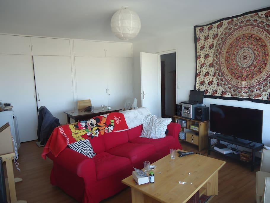 Appartement entier t2 plein centre de bordeaux for Louer t2 bordeaux