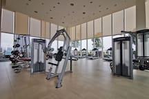 Public GYM 公共健身房