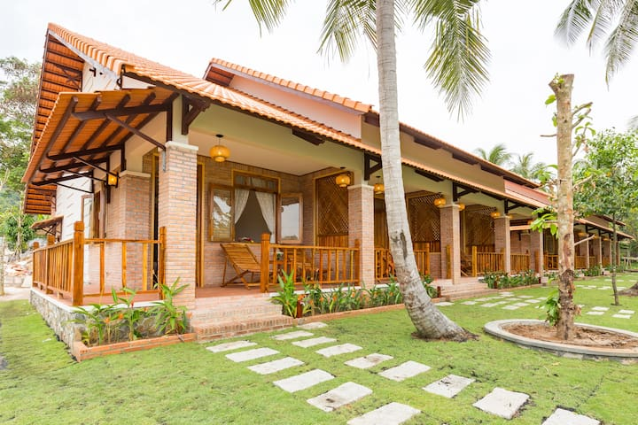 Phu Quoc - Superior Family Garden View Room - Phu Quoc - Pis