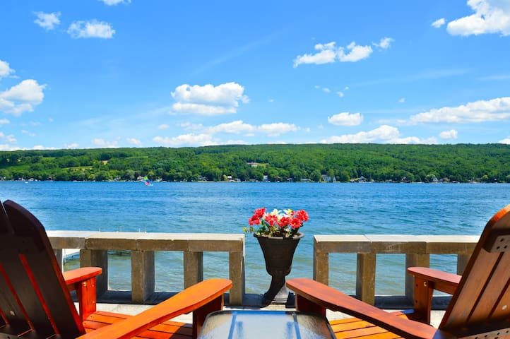Get away and live at Keuka Lake, don't just visit. - Penn Yan - Apartamento