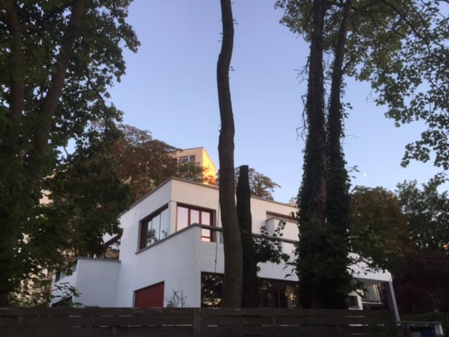 Villa d architecte