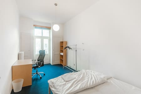 Cozy with balcony in great location - Prague - Apartment