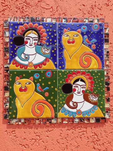 Frida Kahlo - Puerto Iguazú - Dom