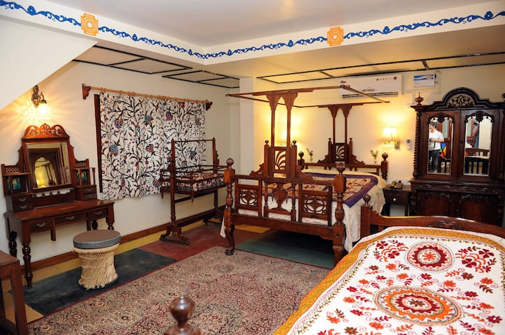 Premium room in Heritage village (Garli) - Garli - Ev