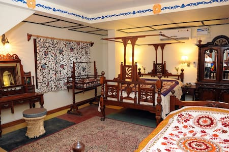 Premium room in Heritage village (Garli) - Garli - House