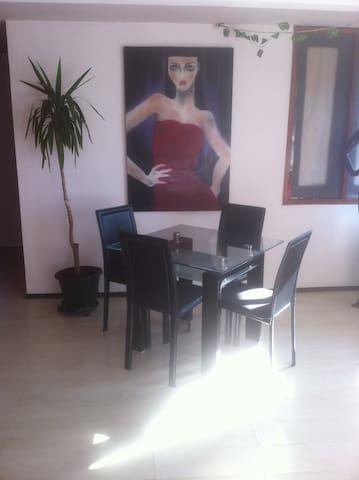 Apartamento full equipado 4 pax - Santiago - Apartamento