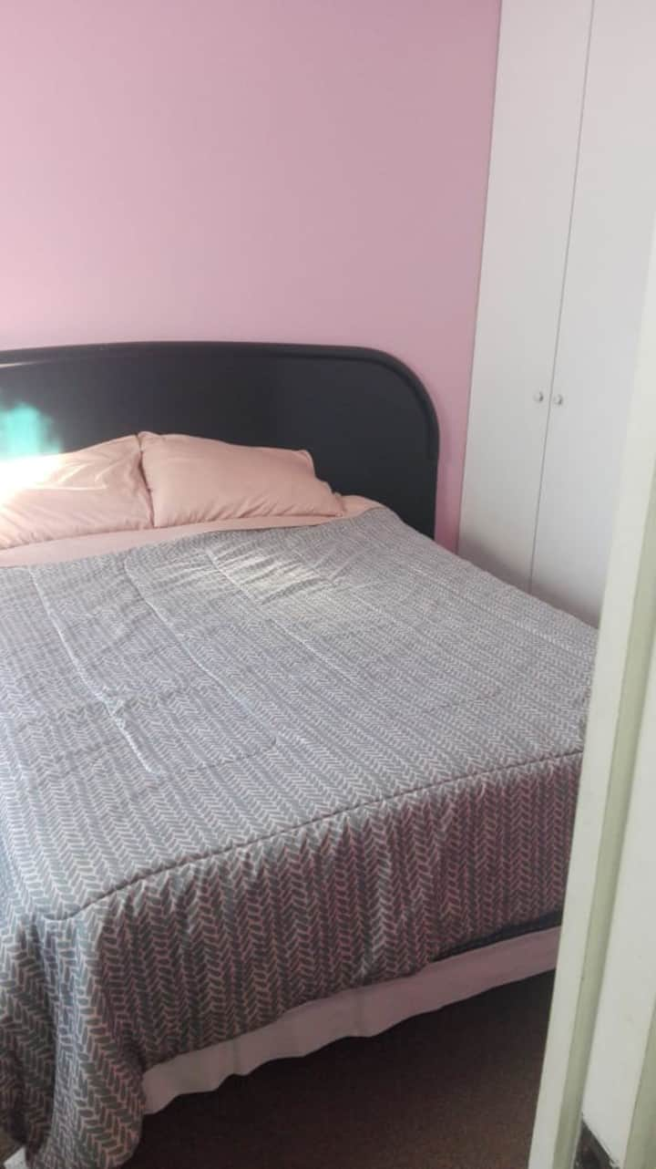 RALLY ,  1 dormitorio matrimonial en suite CCP