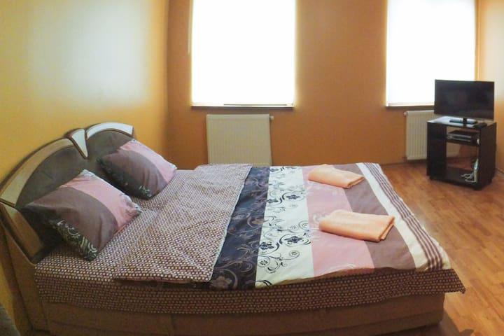 2-комнатная квартира в центре (ул. Ю. Жемайте, 14)