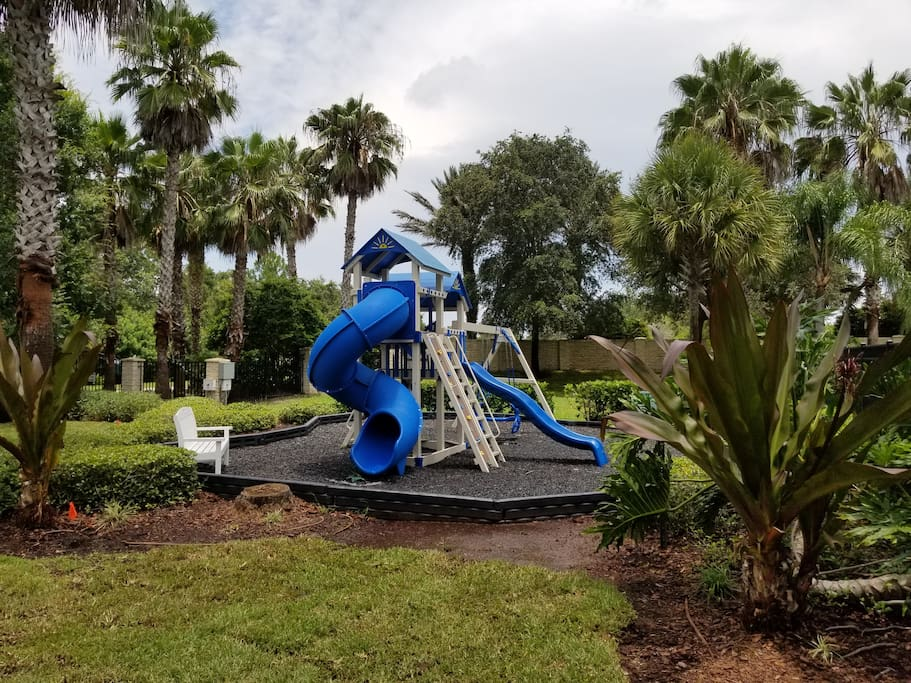 New playground..