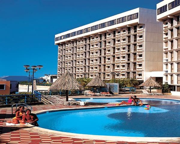 *Pampatar,Venezuela, 1 Bdrm #2/6721 - Pampatar - Apartament