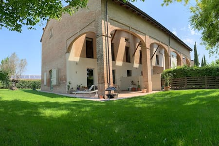 Rustico di pregio Country Villa close to Parma