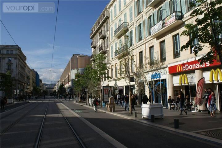 Studette 6 Centre Nice - cœur de Nice