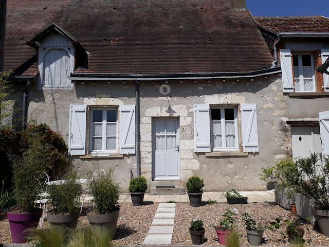 La Cour d'Onzain, gîte au coeur des Châteaux