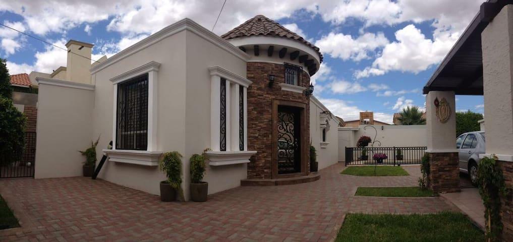 Residencia Laguna 1927