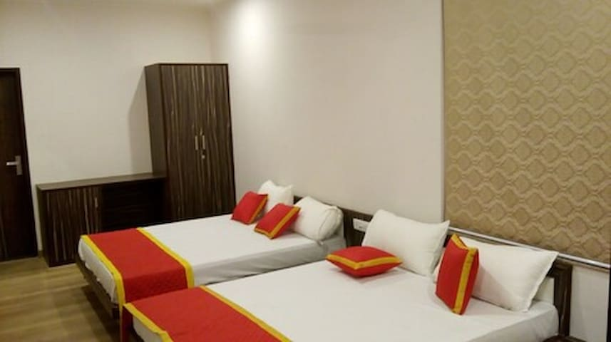 Superior Room in Hotel Sarvmangla Garden
