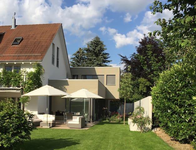Modern wohnen im Grünen - Rafz - Gästehaus
