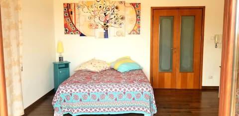 Miniappartamento vista mare