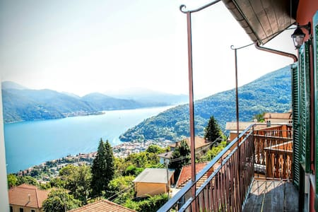 NEW OPENING!! The terrace on the lake - Sant'Agata