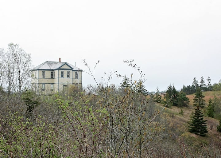 Restored Fox River School House
