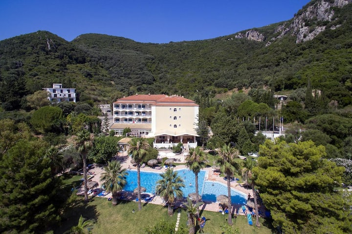 Double Mountain View Room, Corfu Senses Resort