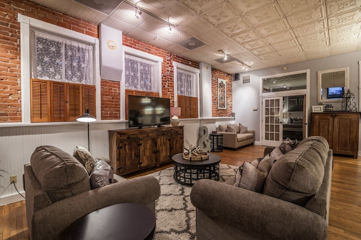 Amazing Location!  Iconic Loft in Old Town!