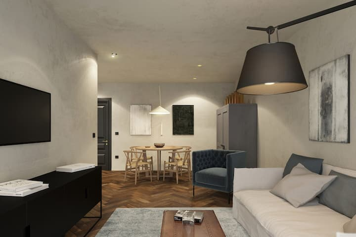 HOTEL VERBENICUM SUPERIOR SUITE-GROUND FLOOR 3.