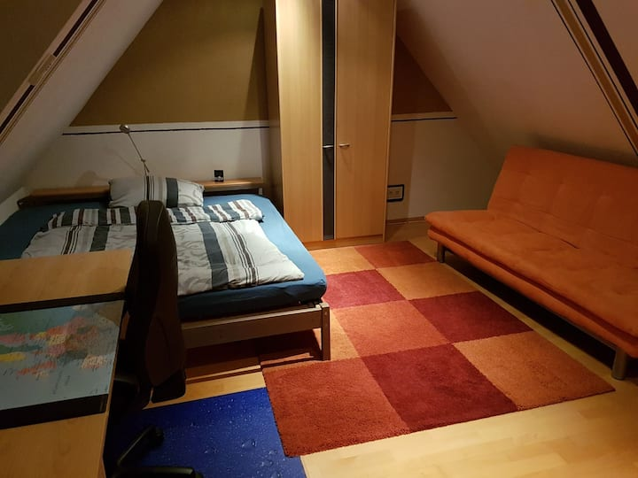 2x Privatzimmer/Messezimmer