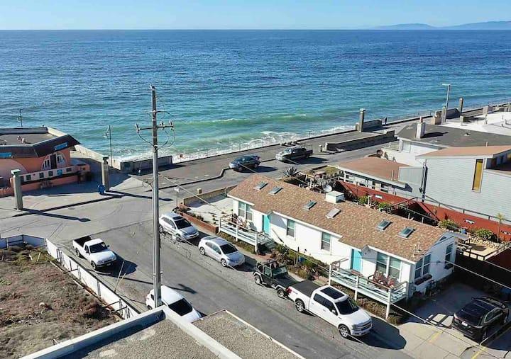 Safe and Serene Beachfront Sanctuary! (Mermaid 1)
