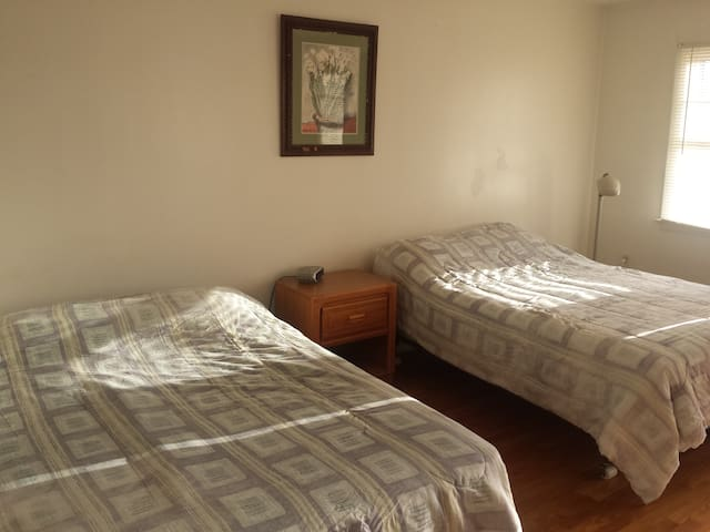 Room at a motel near lake harmony - Albrightsville - Apartamento