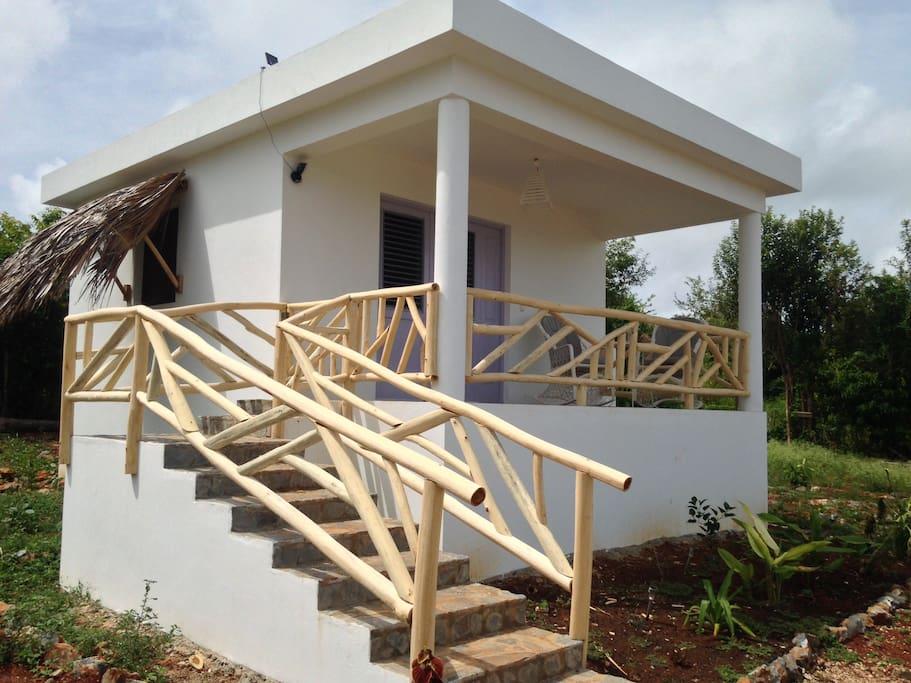 Extérieur Bungalow Casa Isabel