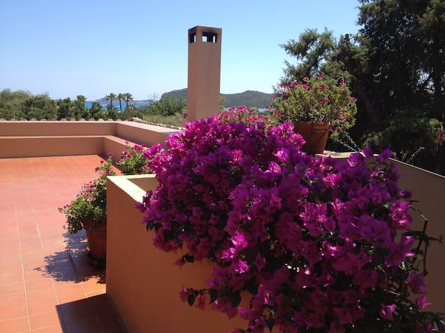 Villa in sito incantevole a Villasimius Sardegna