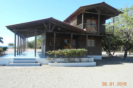 Tecolapa Farm and Beach - Pochomil Viejo - Haus