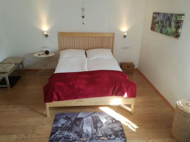 gemütliches 65 qm Haus in Espenau bei Kassel - Espenau - Maison