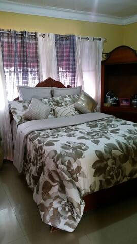 Hermosa casa 3 habitación disponibl - Santo Domingo Este - Rumah