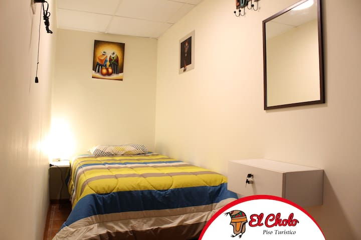 EP4 Room private in the heart of Miraflores+WIFI