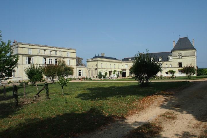 Château du Bellay - Proche Saumur-