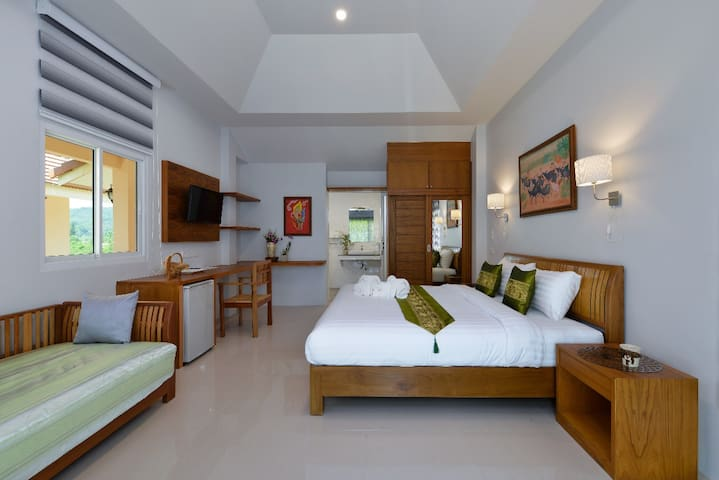 Chang Noi Resort Pranburi barrierefrei