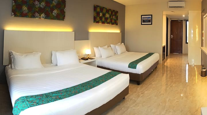 Grand Harvest Resort & Villas (Family Suite)