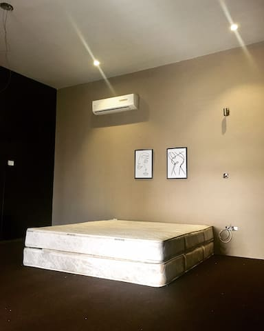 MINIMALIST ROOM IN DHA PHASE 7