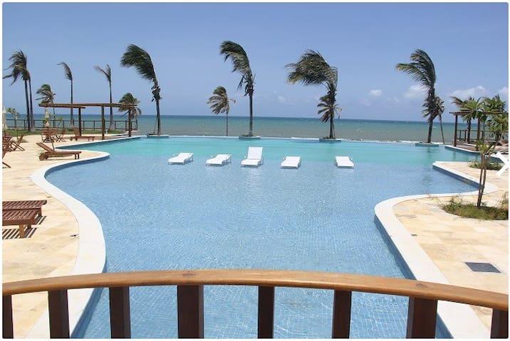 Kitesurf Paradise! Beach Front! CUMBUCO