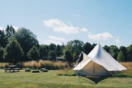 Ambers' Bell Tents Mannington Hall Norfolk-tent 2 - Норфолк - Палатка
