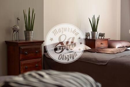 Olsztyn Mazurska 8A noclegi 5 rooms - Olsztyn - Rumah bandar