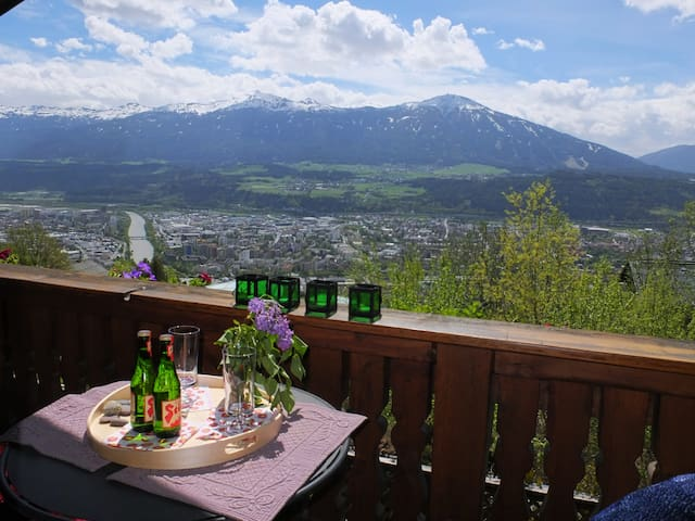 Alpendohle Apartment Hungerburg Innsbruck