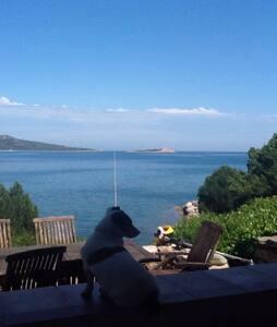 Maison sur la mer - Lu Impostu - Huvila