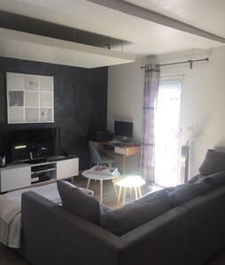 Jolie appartement, 10 min de la mer - Villeneuve-lès-Maguelone - Apartment