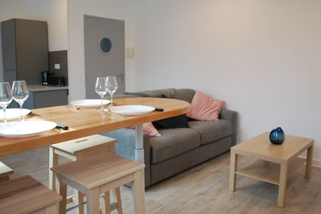Appartement PORSLIOGAN