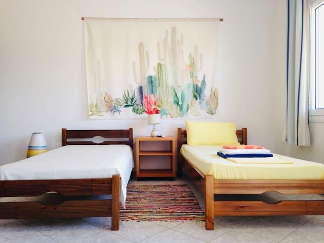 Anemos open-plan apartment