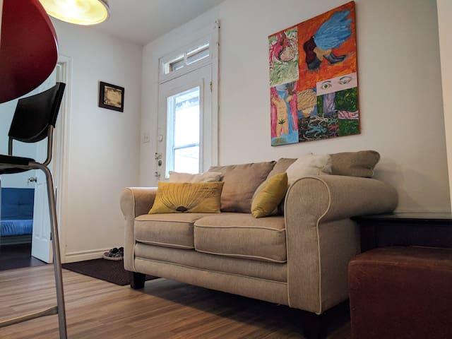 Le Condo du Sacre Coeur on Lachapelle - Upper Leve - Montréal - Apartment